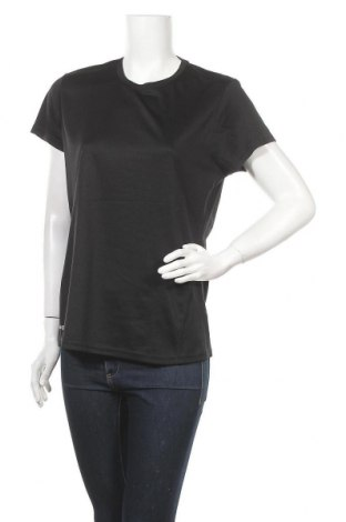 Дамска тениска Spiro, Размер XL, Цвят Черен, Полиестер, Цена 7,56лв.
