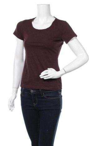 Дамска тениска Street One, Размер S, Цвят Лилав, 95% памук, 5% еластан, Цена 8,40лв.