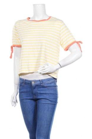Дамска тениска Twintip, Размер XL, Цвят Бял, 50% памук, 50% вискоза, Цена 21,00лв.