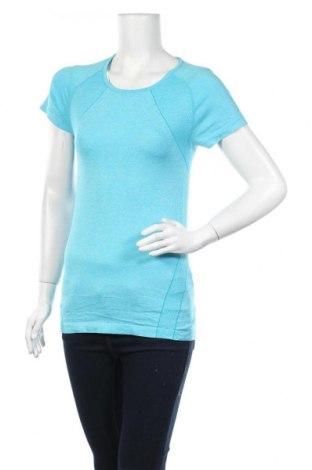 Дамска тениска Workout Empire, Размер L, Цвят Син, Цена 16,80лв.