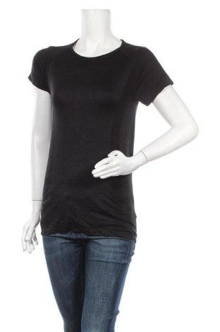 Дамска тениска Workout Empire, Размер XL, Цвят Черен, Полиамид, Цена 16,80лв.