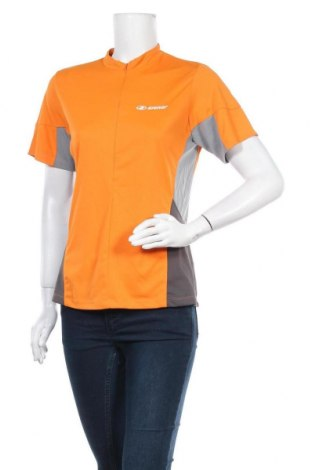 Дамска тениска Ziener, Размер M, Цвят Оранжев, Полиестер, Цена 16,07лв.