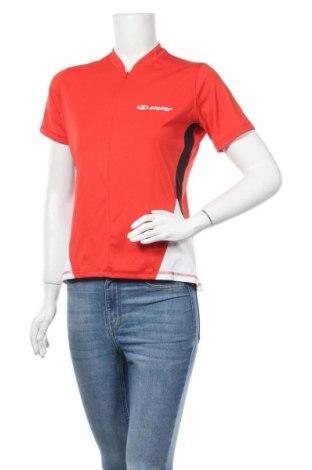Дамска тениска Ziener, Размер S, Цвят Червен, Полиестер, Цена 15,12лв.