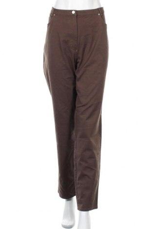 Γυναικείο Τζίν Bianca, Μέγεθος XXL, Χρώμα Πράσινο, 96% βαμβάκι, 4% ελαστάνη, Τιμή 30,23€