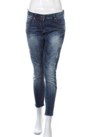 Γυναικείο Τζίν Blue Motion, Μέγεθος M, Χρώμα Μπλέ, 98% βαμβάκι, 2% ελαστάνη, Τιμή 17,28€