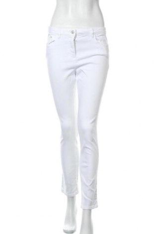 Дамски дънки Caroll, Размер M, Цвят Бял, Цена 17,64лв.