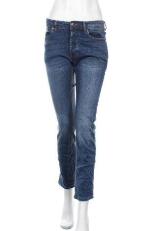 Дамски дънки Denim Co, Размер S, Цвят Син, 98% памук, 2% еластан, Цена 23,10лв.