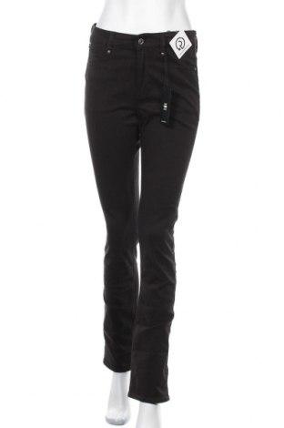 Дамски дънки G-Star Raw, Размер S, Цвят Черен, 65% полиестер, 35% памук, Цена 96,75лв.