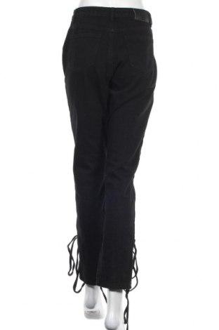 Дамски дънки Missguided, Размер M, Цвят Черен, 86% памук, 14% полиестер, Цена 24,36лв.