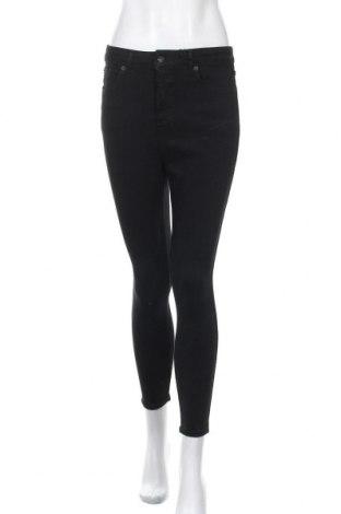 Дамски дънки New Look, Размер M, Цвят Черен, 65% памук, 15% полиестер, 15% модал, 5% еластан, Цена 27,73лв.