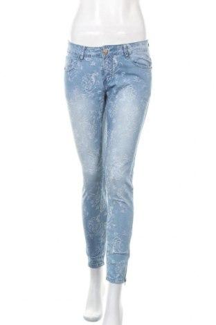 Дамски дънки Onado, Размер S, Цвят Син, 98% памук, 2% еластан, Цена 8,09лв.
