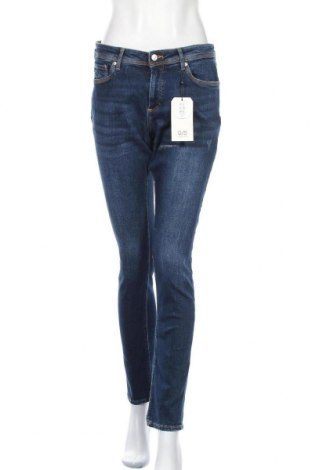 Γυναικείο Τζίν Q/S by S.Oliver, Μέγεθος L, Χρώμα Μπλέ, 99% βαμβάκι, 1% ελαστάνη, Τιμή 33,25€