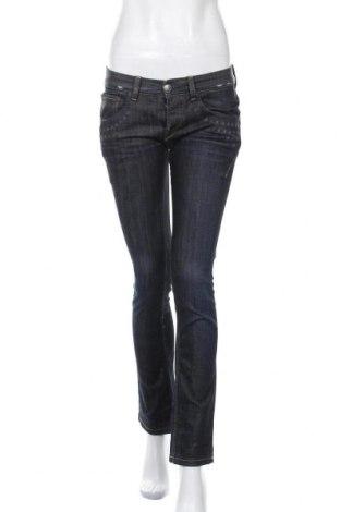 Дамски дънки Replay, Размер S, Цвят Син, 98% памук, 2% еластан, Цена 35,38лв.