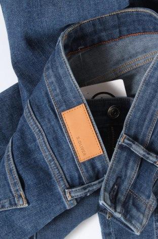 Дамски дънки S.Oliver, Размер S, Цвят Син, Цена 18,86лв.