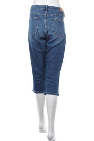 Дамски дънки S.Oliver, Размер XL, Цвят Син, 99% памук, 1% еластан, Цена 51,75лв.