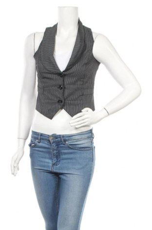 Дамски елек, Размер S, Цвят Черен, 95% други тъкани, 5% еластан, Цена 5,51лв.