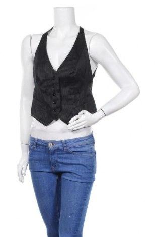 Дамски елек Marc Aurel, Размер M, Цвят Черен, 89% памук, 6% полиестер, 5% метални нишки, Цена 61,58лв.