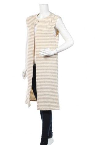 Dámská vesta  Please, Velikost M, Barva Béžová, 76% bavlna, 19% polyamide, 5% elastan, Cena  760,00Kč