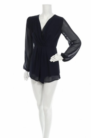 Γυναικεία σαλοπέτα Ax Paris, Μέγεθος S, Χρώμα Μπλέ, Πολυεστέρας, Τιμή 10,00€