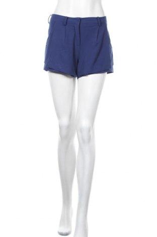 Γυναικείο κοντό παντελόνι, Μέγεθος S, Χρώμα Μπλέ, Πολυεστέρας, Τιμή 8,83€