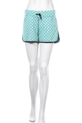 Γυναικείο κοντό παντελόνι, Μέγεθος L, Χρώμα Μπλέ, Τιμή 3,90€