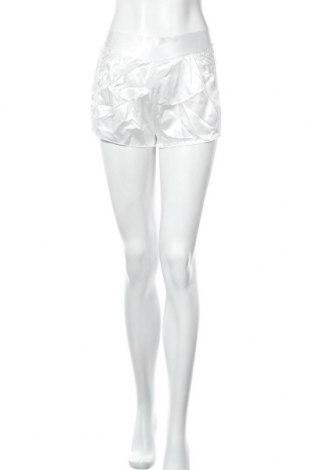 Γυναικείο κοντό παντελόνι, Μέγεθος XS, Χρώμα Λευκό, Πολυεστέρας, Τιμή 9,35€