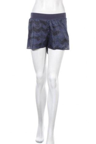 Γυναικείο κοντό παντελόνι Adidas, Μέγεθος XL, Χρώμα Μπλέ, Πολυεστέρας, Τιμή 7,11€
