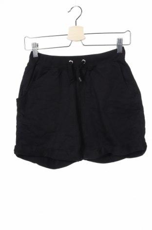 Γυναικείο κοντό παντελόνι Bpc Bonprix Collection, Μέγεθος XS, Χρώμα Μαύρο, Βαμβάκι, Τιμή 3,86€