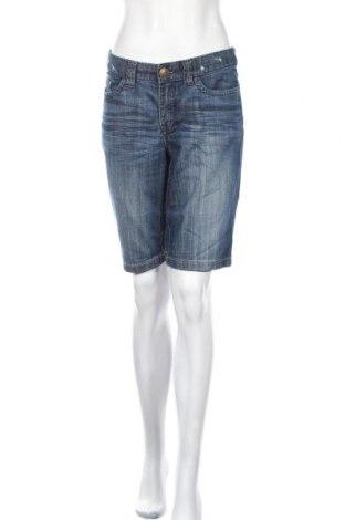 Γυναικείο κοντό παντελόνι Casa Blanca, Μέγεθος M, Χρώμα Μπλέ, Τιμή 3,64€