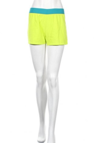 Γυναικείο κοντό παντελόνι Crane, Μέγεθος S, Χρώμα Πράσινο, 88% πολυεστέρας, 12% ελαστάνη, Τιμή 3,41€