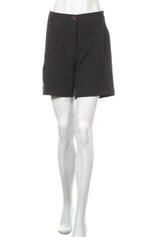 Γυναικείο κοντό παντελόνι Crane, Μέγεθος M, Χρώμα Μαύρο, 90% πολυεστέρας, 10% ελαστάνη, Τιμή 6,36€