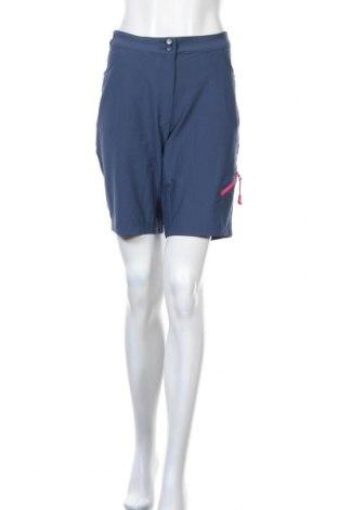 Γυναικείο κοντό παντελόνι Crane, Μέγεθος L, Χρώμα Μπλέ, 90% πολυεστέρας, 10% ελαστάνη, Τιμή 10,39€