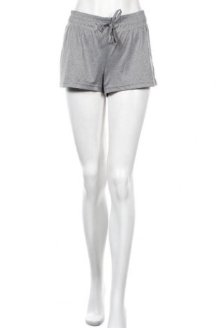 Γυναικείο κοντό παντελόνι Crivit, Μέγεθος M, Χρώμα Γκρί, Πολυεστέρας, Τιμή 3,38€
