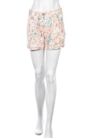 Дамски къс панталон Esmara, Размер S, Цвят Многоцветен, 55% лен, 45% памук, Цена 15,96лв.