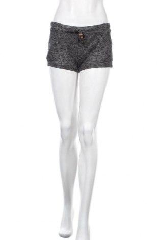 Γυναικείο κοντό παντελόνι Fb Sister, Μέγεθος XS, Χρώμα Γκρί, 70% πολυεστέρας, 30% βαμβάκι, Τιμή 4,32€