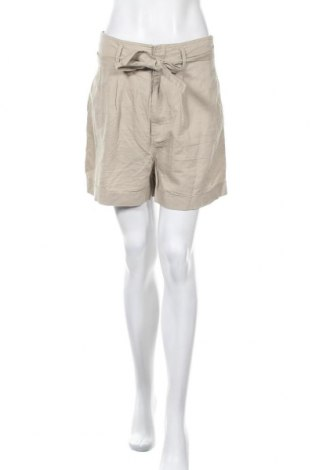 Γυναικείο κοντό παντελόνι H&M, Μέγεθος S, Χρώμα  Μπέζ, Τιμή 11,58€