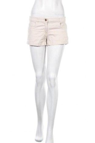 Γυναικείο κοντό παντελόνι H&M, Μέγεθος M, Χρώμα  Μπέζ, Τιμή 4,09€