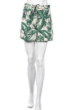 Γυναικείο κοντό παντελόνι H&M, Μέγεθος M, Χρώμα  Μπέζ, Βισκόζη, Τιμή 9,94€