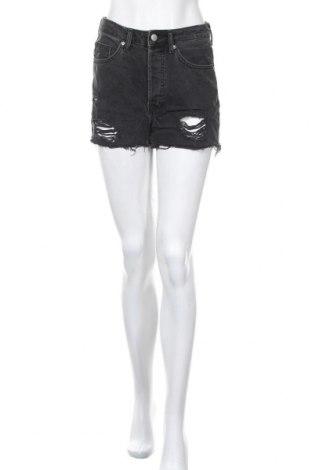 Γυναικείο κοντό παντελόνι H&M, Μέγεθος S, Χρώμα Γκρί, Βαμβάκι, Τιμή 12,06€