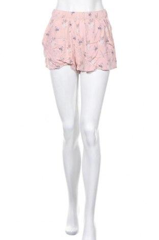 Γυναικείο κοντό παντελόνι H&M Divided, Μέγεθος S, Χρώμα Ρόζ , Βισκόζη, Τιμή 9,35€
