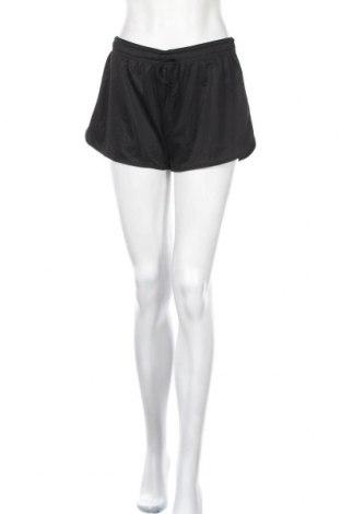 Γυναικείο κοντό παντελόνι H&M Sport, Μέγεθος S, Χρώμα Μαύρο, Πολυεστέρας, Τιμή 3,41€