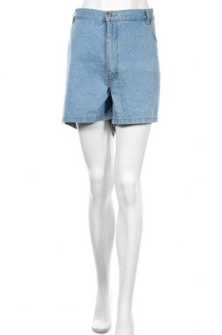 Γυναικείο κοντό παντελόνι Mc Panthon, Μέγεθος 3XL, Χρώμα Μπλέ, Τιμή 14,55€