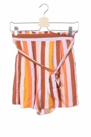 Γυναικείο κοντό παντελόνι Miss Selfridge, Μέγεθος XS, Χρώμα Πολύχρωμο, Βισκόζη, Τιμή 11,37€