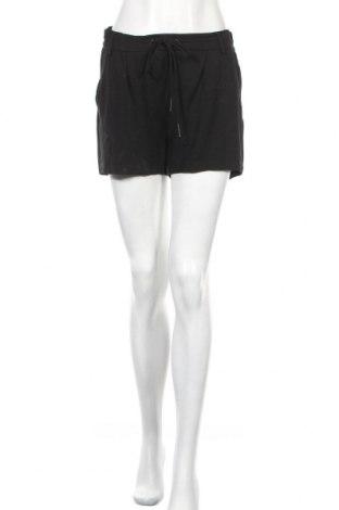 Γυναικείο κοντό παντελόνι ONLY, Μέγεθος M, Χρώμα Μαύρο, 63% βισκόζη, 32% πολυαμίδη, 5% ελαστάνη, Τιμή 16,56€