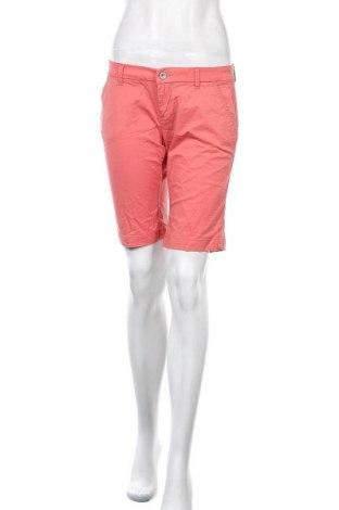 Γυναικείο κοντό παντελόνι ONLY, Μέγεθος S, Χρώμα Κόκκινο, 97% βαμβάκι, 3% ελαστάνη, Τιμή 11,11€