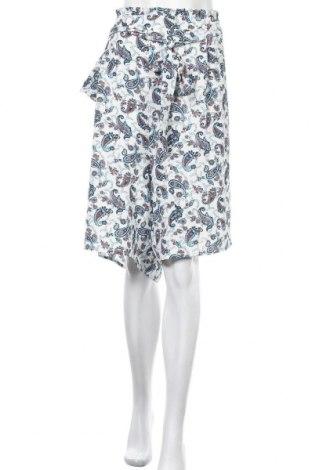 Дамски къс панталон Only Carmakoma, Размер 3XL, Цвят Многоцветен, 97% полиестер, 3% еластан, Цена 34,30лв.