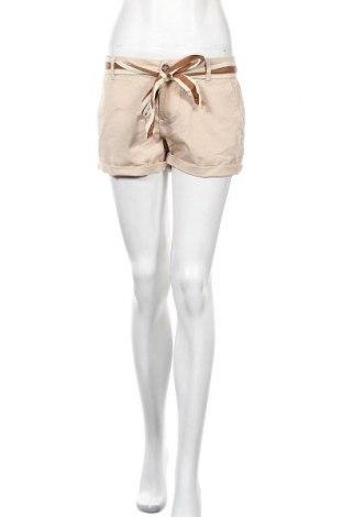 Γυναικείο κοντό παντελόνι Orsay, Μέγεθος S, Χρώμα  Μπέζ, Τιμή 6,43€