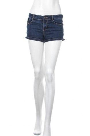 Γυναικείο κοντό παντελόνι Pimkie, Μέγεθος S, Χρώμα Μπλέ, Τιμή 10,91€