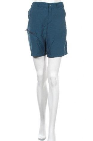 Дамски къс панталон Quechua, Размер XL, Цвят Син, Полиамид, Цена 13,23лв.