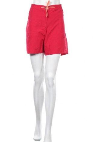 Дамски къс панталон Quechua, Размер XL, Цвят Червен, Цена 8,09лв.